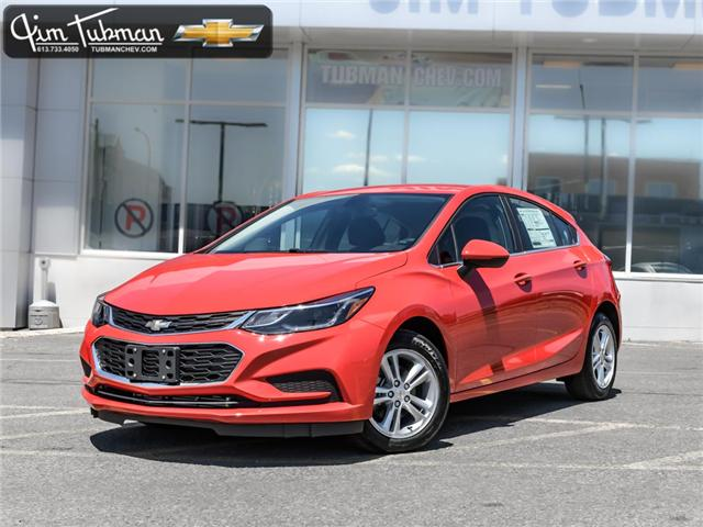 2018 Chevrolet Cruze LT Auto (Stk: 181316) in Ottawa - Image 1 of 21