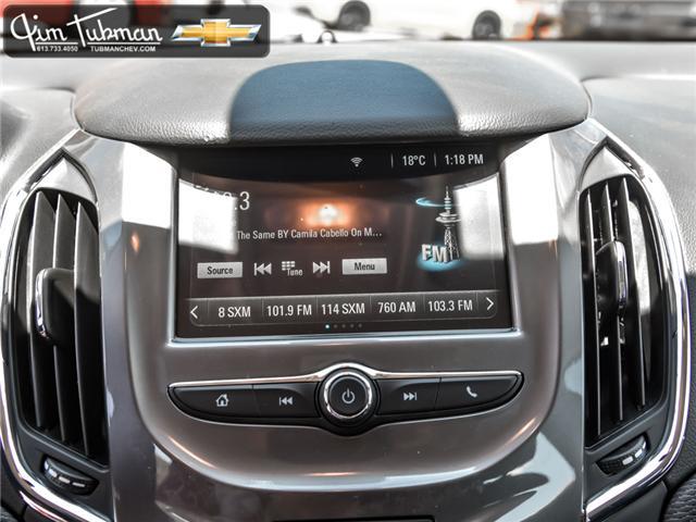 2018 Chevrolet Cruze LT Auto (Stk: 181316) in Ottawa - Image 17 of 21