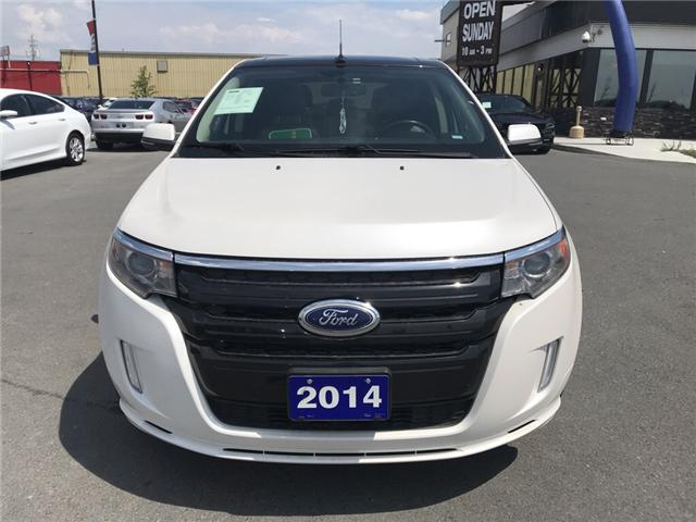 2014 Ford Edge Sport (Stk: 18033) in Sudbury - Image 2 of 14