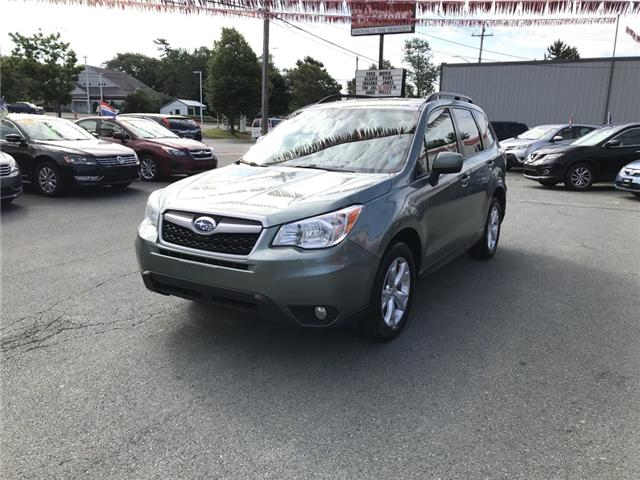 2015 Subaru Forester 2.5i Convenience Package (Stk: U17414) in Lower Sackville - Image 1 of 17
