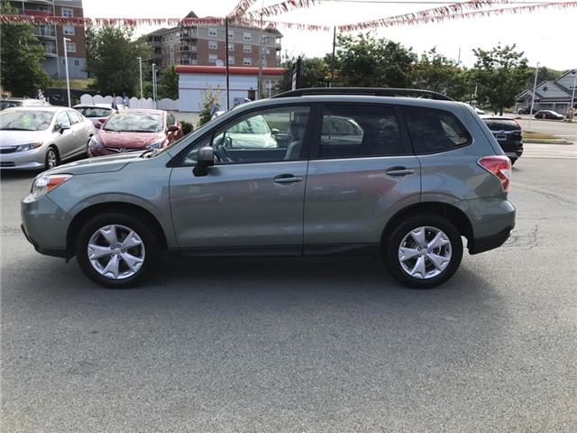 2015 Subaru Forester 2.5i Convenience Package (Stk: U17414) in Lower Sackville - Image 2 of 17
