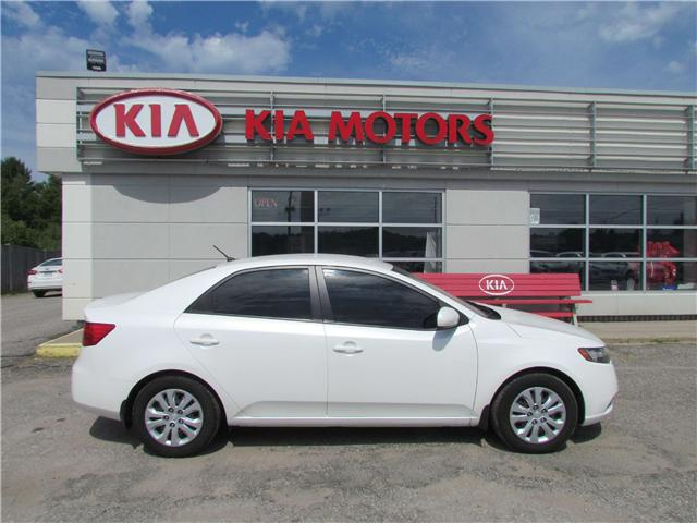 2013 Kia Forte 2.0L LX (Stk: HH107A) in Bracebridge - Image 1 of 12
