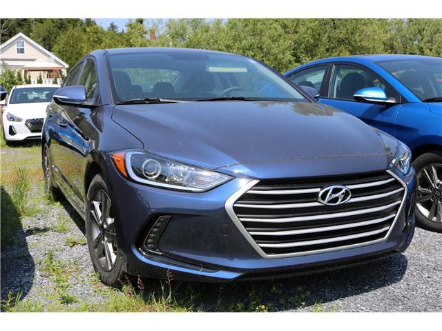 2018 Hyundai Elantra GL (Stk: 82193) in Saint John - Image 1 of 3
