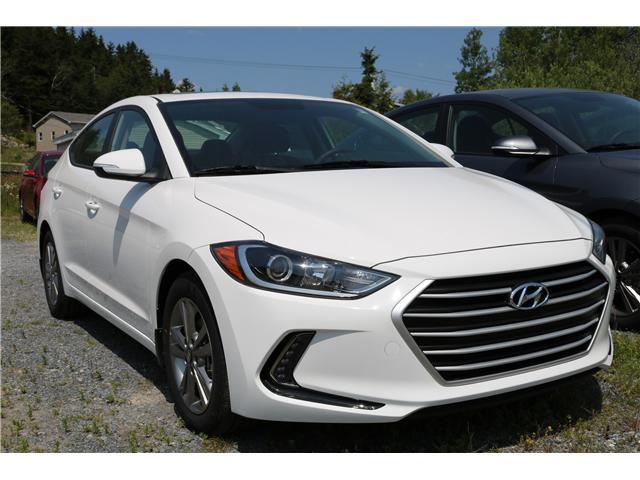 2018 Hyundai Elantra GL SE (Stk: 82180) in Saint John - Image 1 of 3