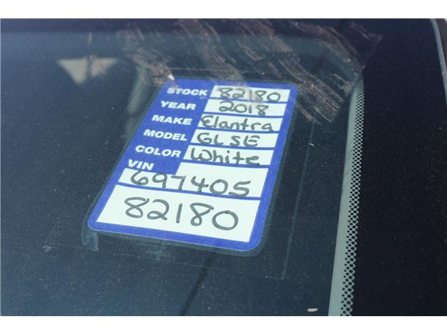 2018 Hyundai Elantra GL SE (Stk: 82180) in Saint John - Image 2 of 3
