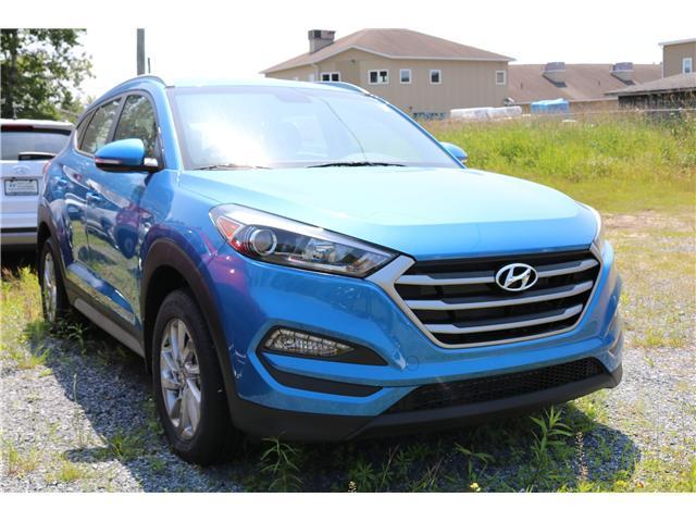 2018 Hyundai Tucson Premium 2.0L (Stk: 87922) in Saint John - Image 1 of 3