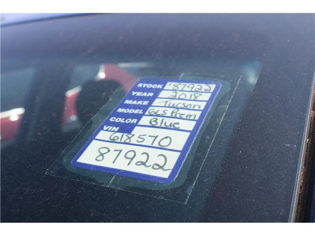 2018 Hyundai Tucson Premium 2.0L (Stk: 87922) in Saint John - Image 2 of 3