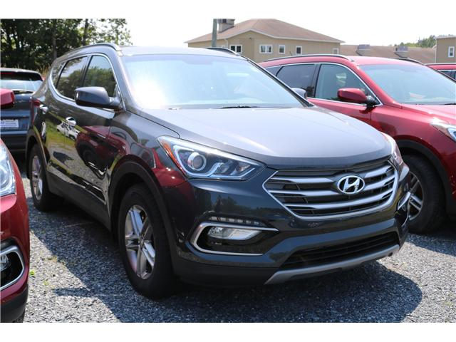 2018 Hyundai Santa Fe Sport 2.4 Base (Stk: 86839) in Saint John - Image 1 of 3