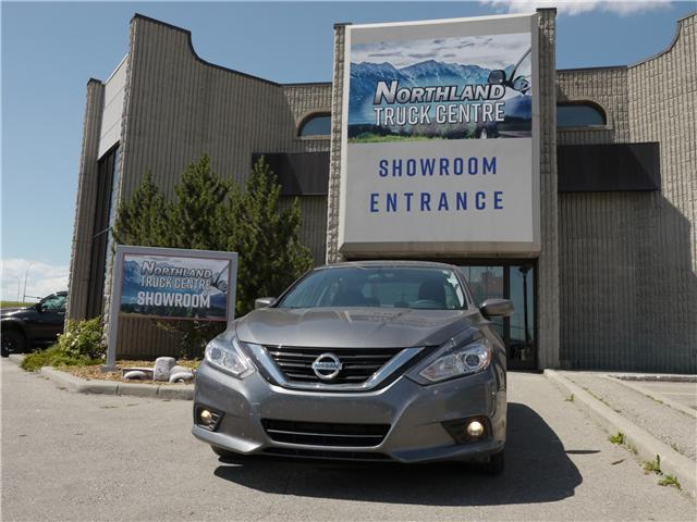 2018 Nissan Altima 2.5 S (Stk: P0056) in Calgary - Image 1 of 19
