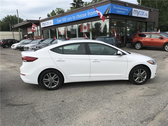 2017 Hyundai Elantra GL (Stk: 180834) in North Bay - Image 1 of 12