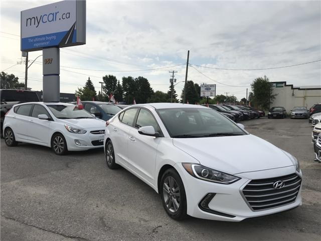 2017 Hyundai Elantra GL (Stk: 180834) in North Bay - Image 2 of 12