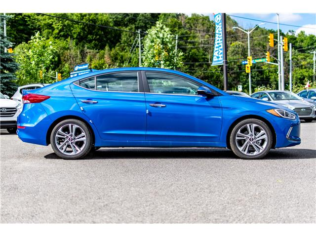 2017 Hyundai Elantra Limited SE (Stk: R76737) in Ottawa - Image 3 of 11