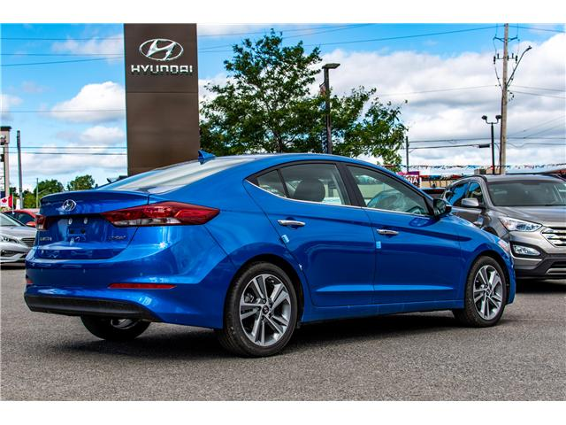 2017 Hyundai Elantra Limited SE (Stk: R76737) in Ottawa - Image 5 of 11