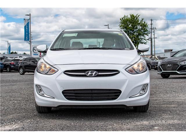 2017 Hyundai Accent SE (Stk: R76946) in Ottawa - Image 2 of 11