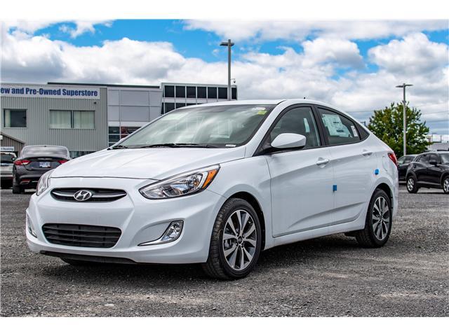 2017 Hyundai Accent SE (Stk: R76946) in Ottawa - Image 1 of 11