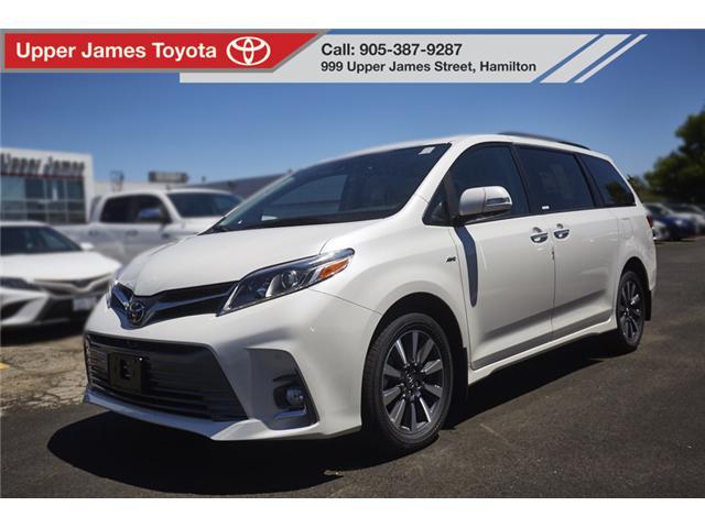 2018 Toyota Sienna XLE 7-Passenger (Stk: 180845) in Hamilton - Image 1 of 19