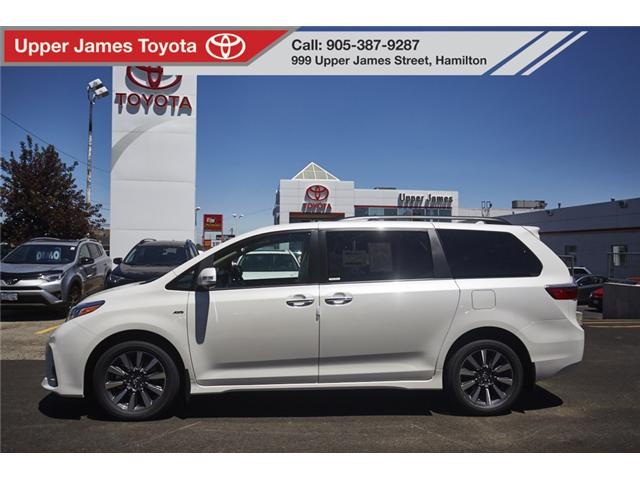 2018 Toyota Sienna XLE 7-Passenger (Stk: 180845) in Hamilton - Image 2 of 19