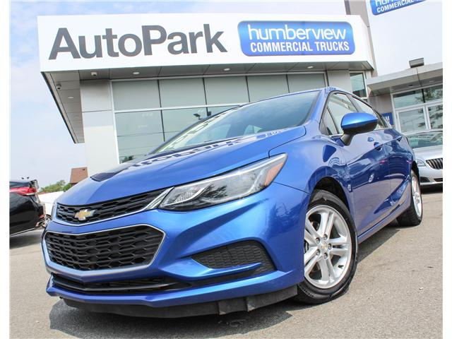 2017 Chevrolet Cruze LT Auto (Stk: APR1814) in Mississauga - Image 1 of 26