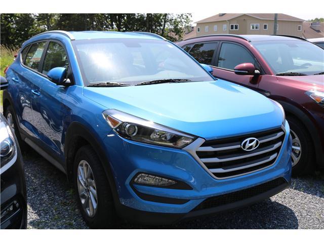 2018 Hyundai Tucson Premium 2.0L (Stk: 87061) in Saint John - Image 1 of 3