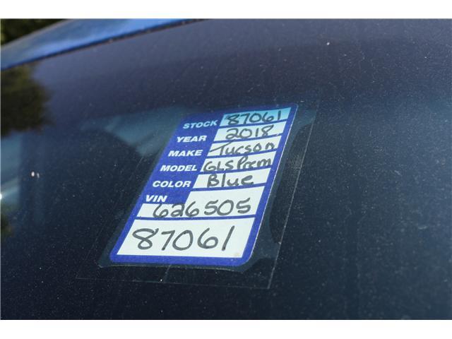2018 Hyundai Tucson Premium 2.0L (Stk: 87061) in Saint John - Image 2 of 3