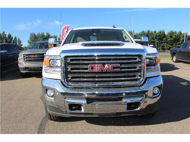 2017 GMC Sierra 3500HD SLT (Stk: 149147) in Medicine Hat - Image 2 of 25