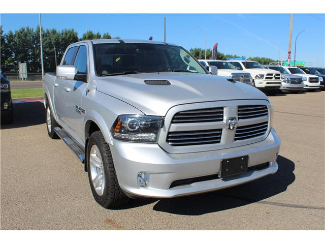2016 RAM 1500 Sport (Stk: 147344) in Medicine Hat - Image 1 of 36