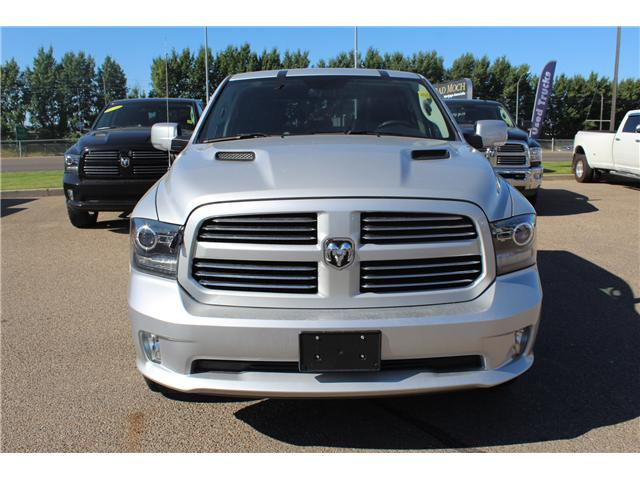2016 RAM 1500 Sport (Stk: 147344) in Medicine Hat - Image 2 of 36