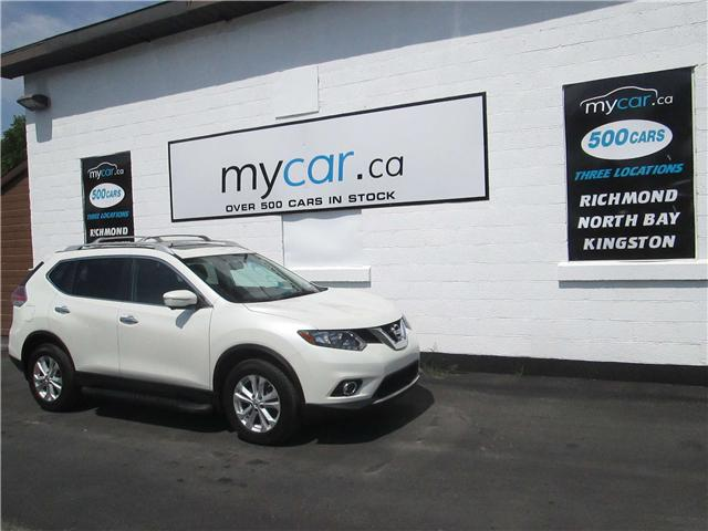2015 Nissan Rogue SV (Stk: 180894) in Richmond - Image 2 of 12