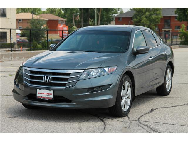 2010 Honda Accord Crosstour EX-L (Stk: 1806269) in Waterloo - Image 1 of 28