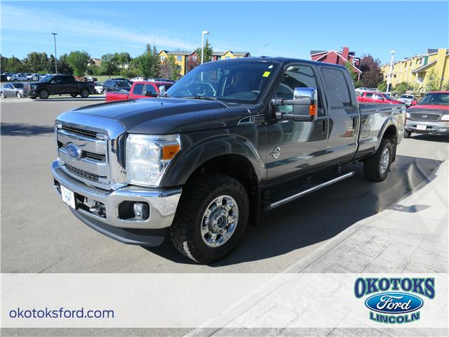 2015 Ford F-350 XLT (Stk: J-1781A) in Okotoks - Image 1 of 19