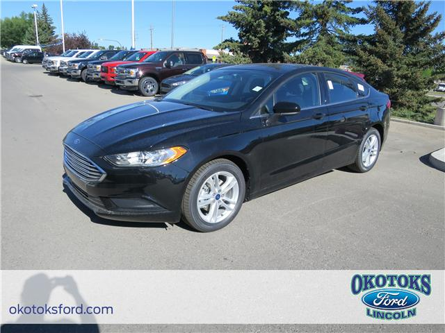2018 Ford Fusion SE (Stk: JK-347) in Okotoks - Image 1 of 5