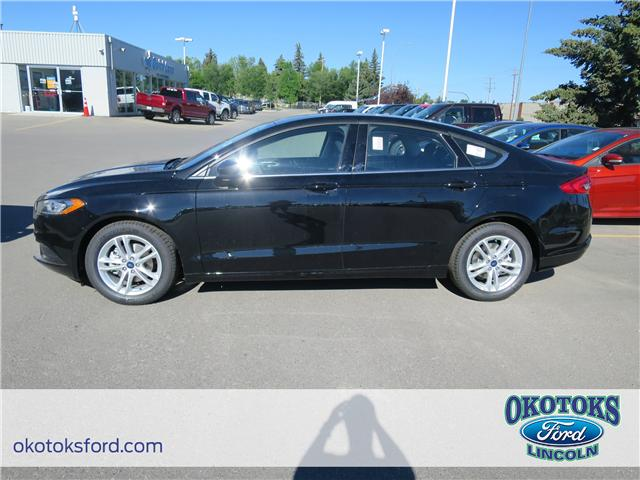 2018 Ford Fusion SE (Stk: JK-347) in Okotoks - Image 2 of 5