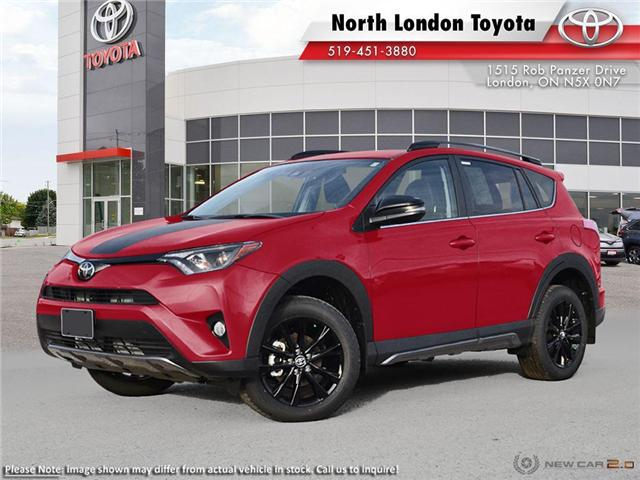 2018 Toyota RAV4 XLE (Stk: 218087) in London - Image 1 of 23