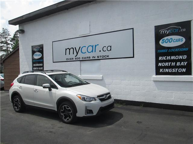 2016 Subaru Crosstrek Limited Package (Stk: 180912) in North Bay - Image 2 of 10