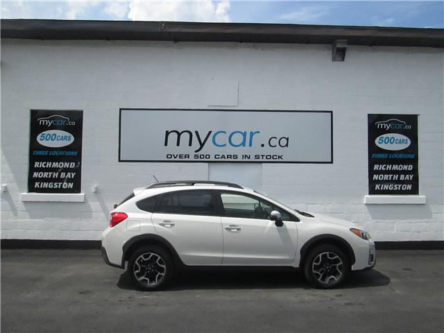 2016 Subaru Crosstrek Limited Package (Stk: 180912) in Richmond - Image 1 of 10