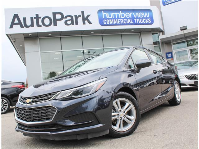 2016 Chevrolet Cruze LT Auto (Stk: APR1709) in Mississauga - Image 1 of 29