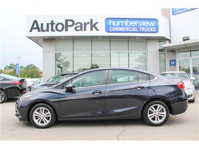 2016 Chevrolet Cruze LT Auto (Stk: APR1709) in Mississauga - Image 2 of 29