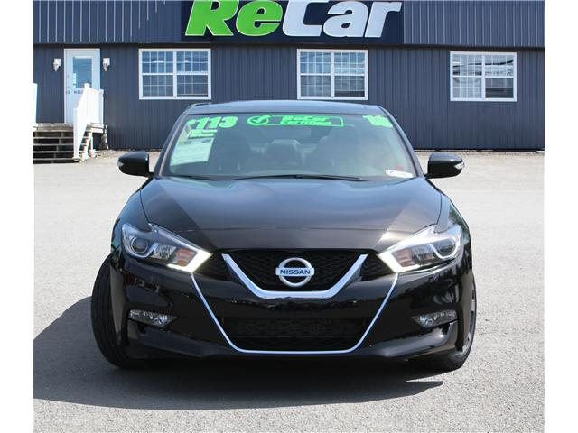 2018 Nissan Maxima SL (Stk: 180723A) in Fredericton - Image 2 of 29