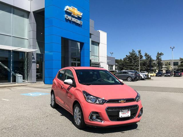 2018 Chevrolet Spark 1LT CVT (Stk: 8P18890) in Vancouver - Image 2 of 7