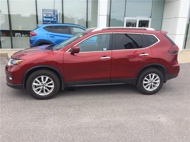 2018 Nissan Rogue SV (Stk: P741A) in Rockland - Image 2 of 13