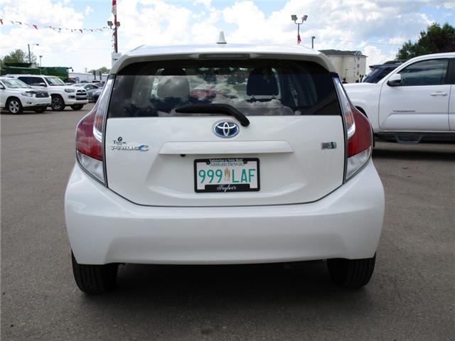 2016 Toyota Prius c Base (Stk: JL) in Moose Jaw - Image 5 of 34