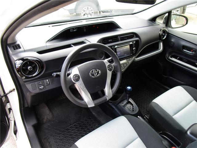 2016 Toyota Prius c Base (Stk: JL) in Moose Jaw - Image 11 of 34