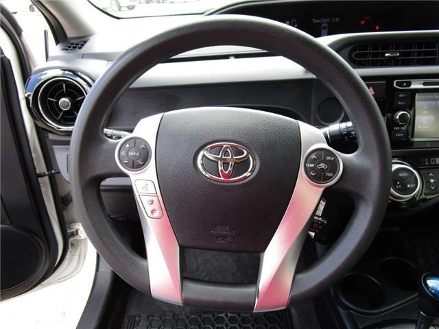 2016 Toyota Prius c Base (Stk: JL) in Moose Jaw - Image 14 of 34