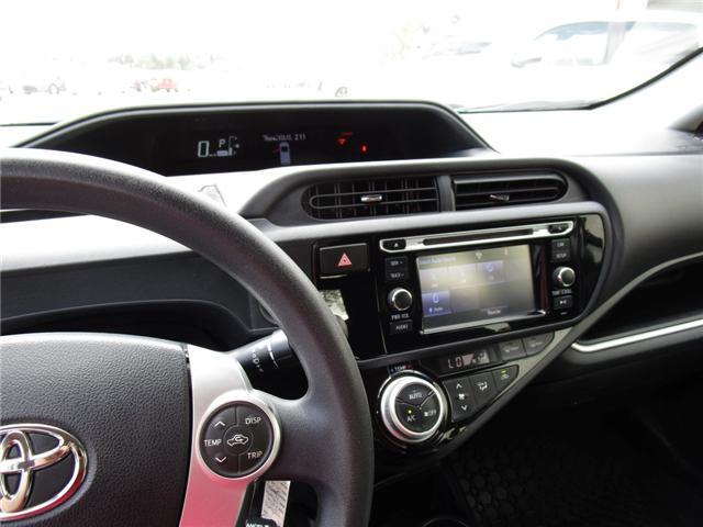 2016 Toyota Prius c Base (Stk: JL) in Moose Jaw - Image 19 of 34