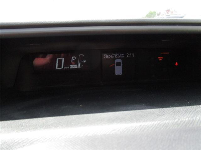 2016 Toyota Prius c Base (Stk: JL) in Moose Jaw - Image 20 of 34