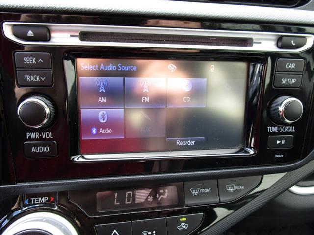 2016 Toyota Prius c Base (Stk: JL) in Moose Jaw - Image 23 of 34