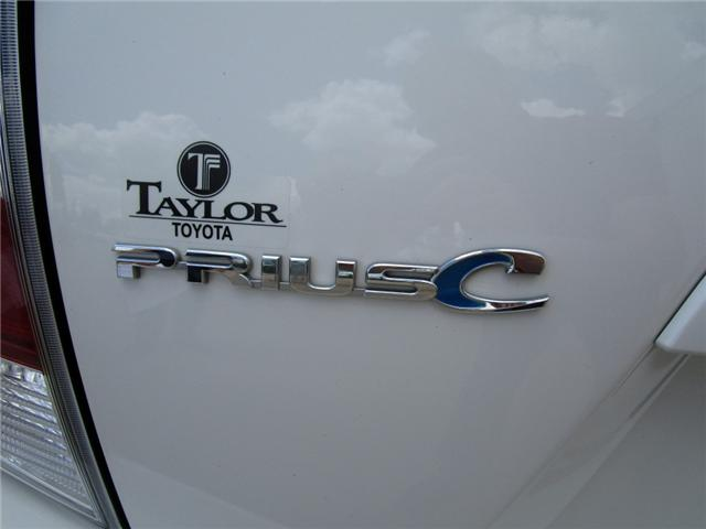 2016 Toyota Prius c Base (Stk: JL) in Moose Jaw - Image 33 of 34