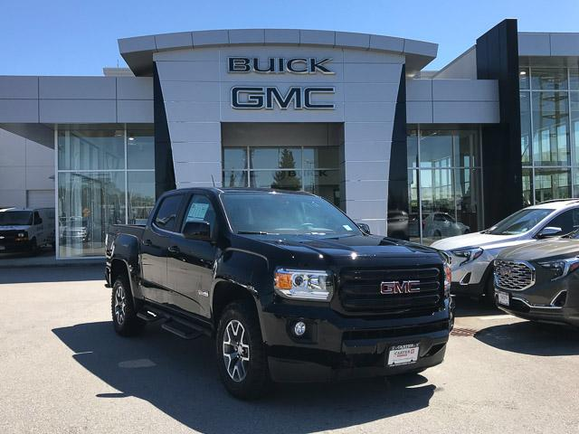 2018 GMC Canyon All Terrain w/Cloth (Stk: 8CN22290) in Vancouver - Image 2 of 7