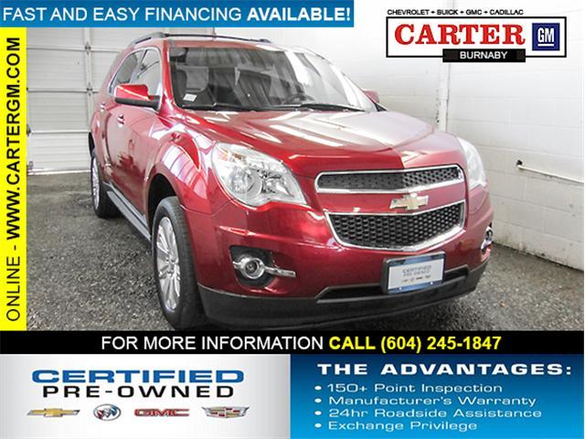 2012 Chevrolet Equinox 1LT (Stk: Q8-87831) in Burnaby - Image 1 of 24