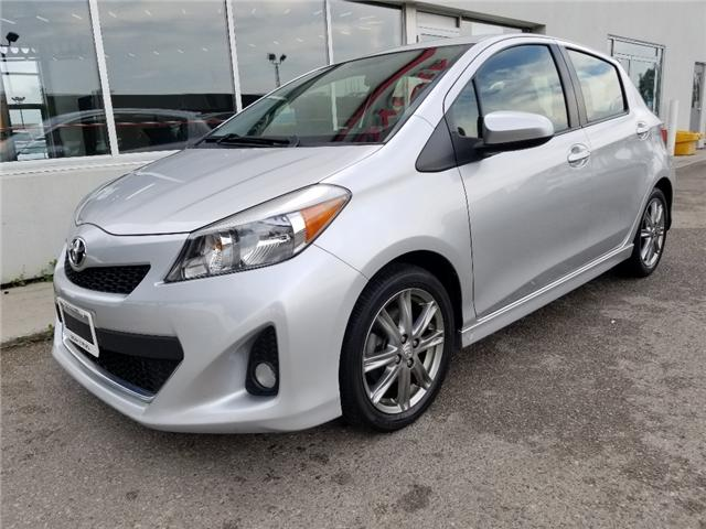 2014 Toyota Yaris SE (Stk: U00902) in Guelph - Image 1 of 28